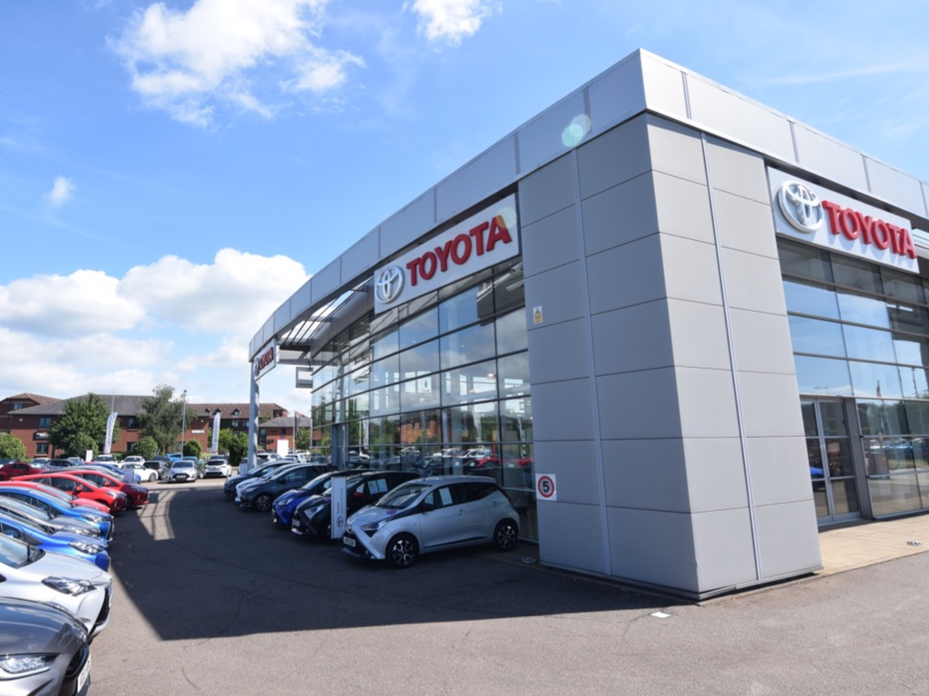 Norwich Toyota