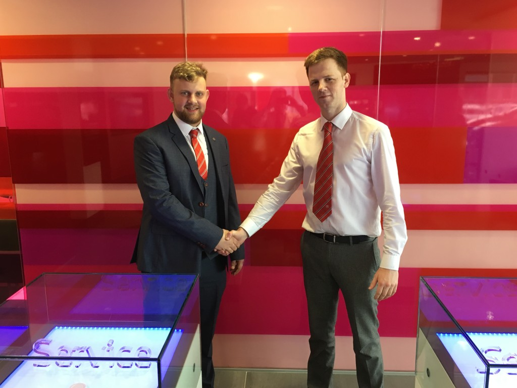 SLM Toyota Display C-HR at League of Friends Garden Party