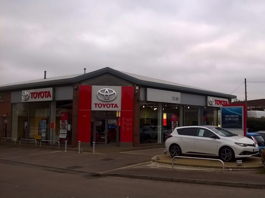 Attleborough Toyota