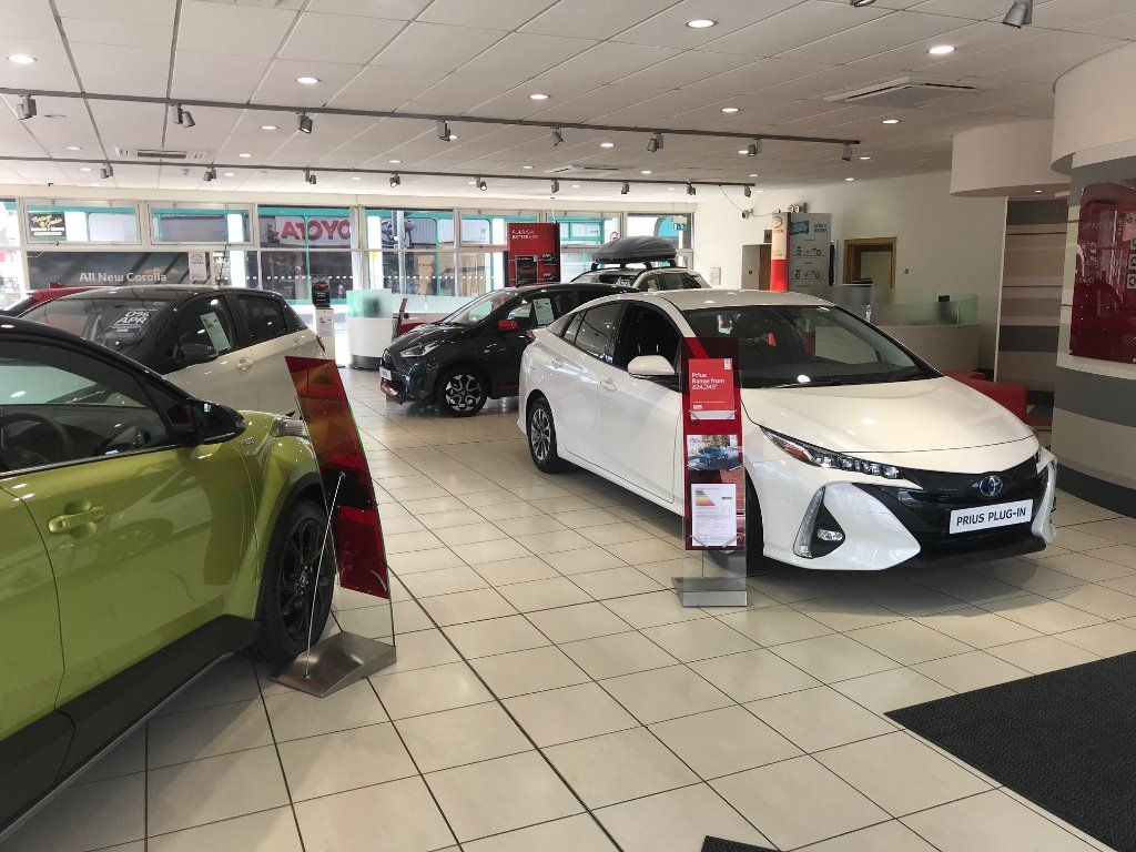 Lowestoft Toyota