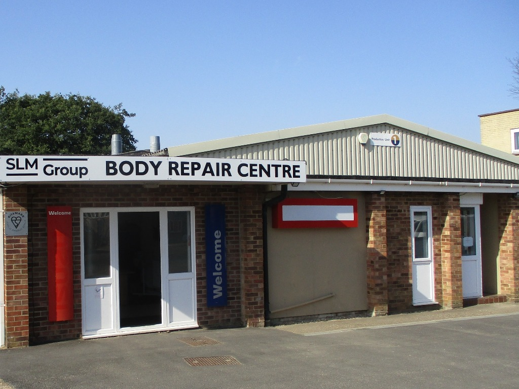 SLM Bodyshop Norwich - SLM Specialist Dealership in Norwich