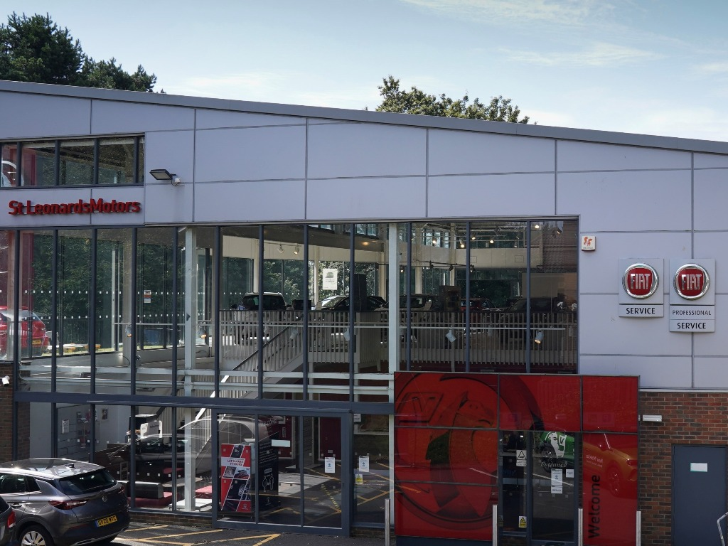 SLM Fiat Authorised Repairer - Fiat Dealership in St Leonards on Sea