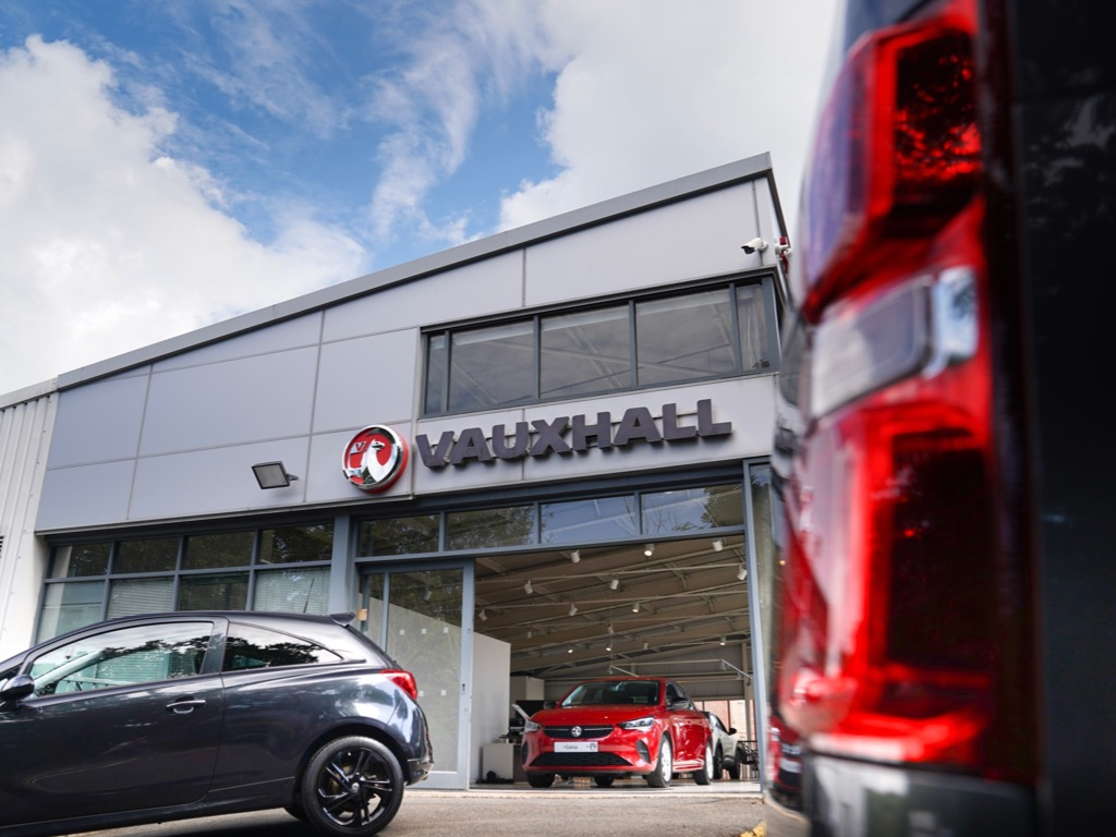 SLM Vauxhall Hastings - Vauxhall Dealership in St Leonards on Sea