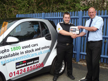 New Corsa to help Vauxhall aim for number one spot