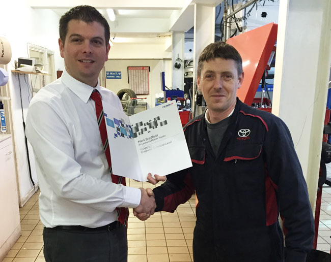 Peridot Ball Auction Winner Enjoys GT86 For The Weekend
