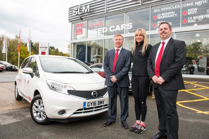 SLM Nissan Wins Yet Another Gold Standard Motability Award