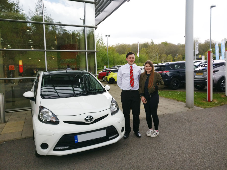 SLM Toyota Uckfield Support Lewes Golf Club