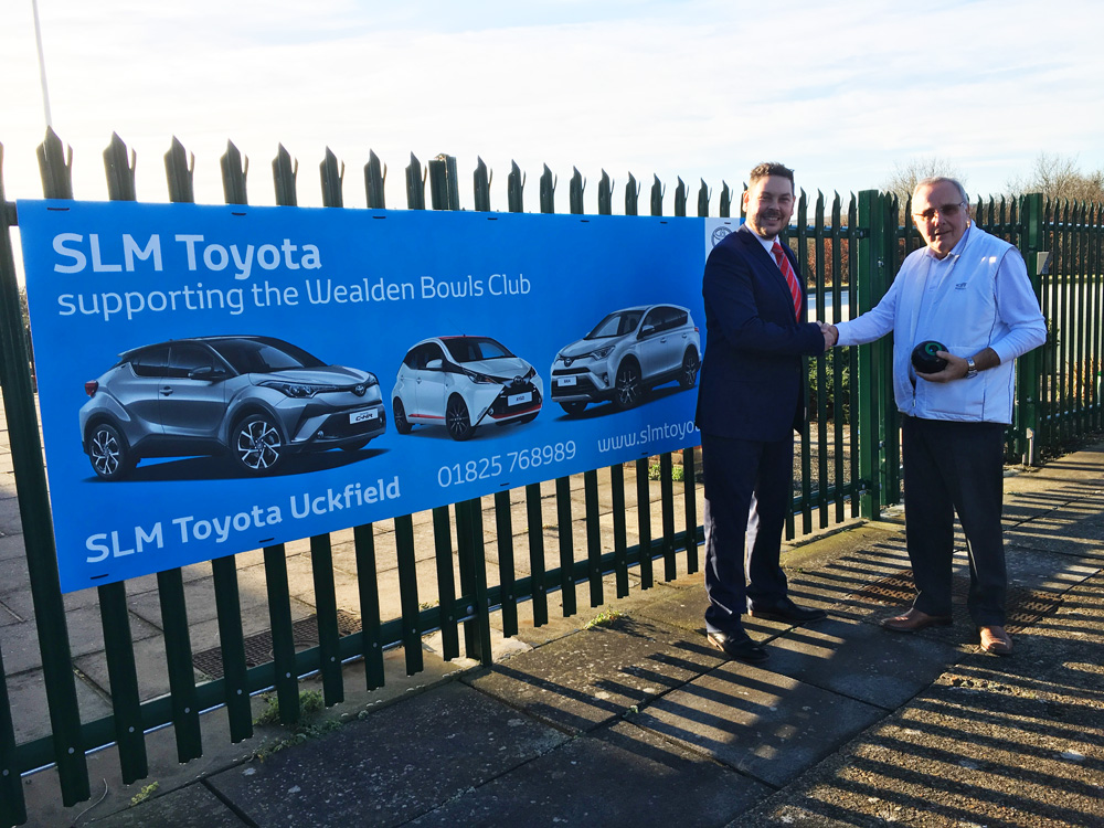 SLM Nissan Wins Best Dealer Award for Motability