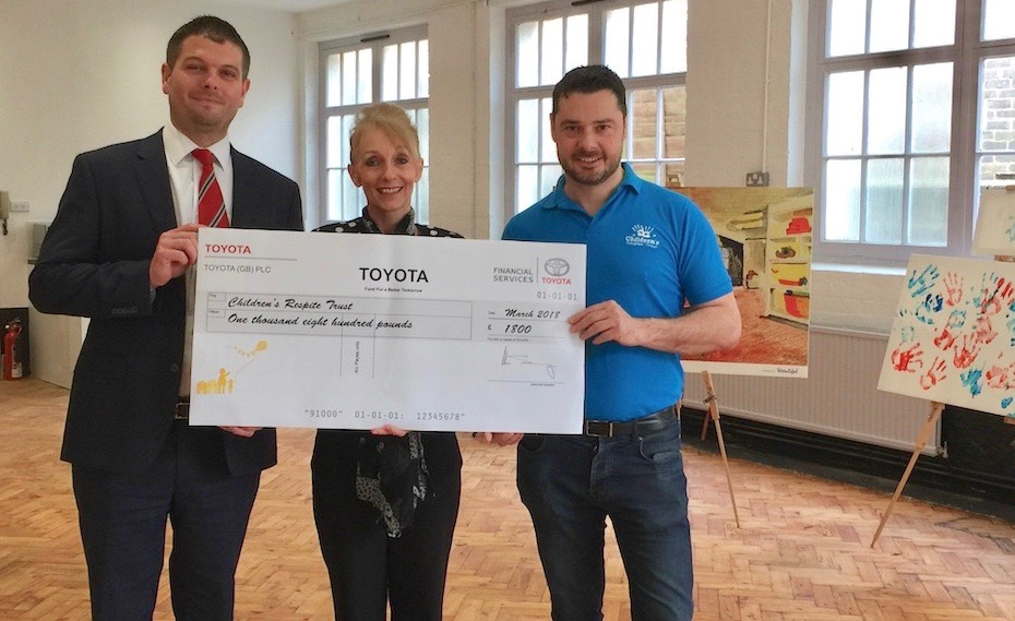 GT86 Club Series Orange Edition Arrives At SLM Toyota Uckfield