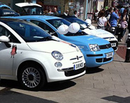 The Sussex Air Ambulance Charity Summer Drive