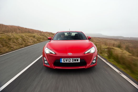 Toyota GT86 is Top Gear's Car of the Year