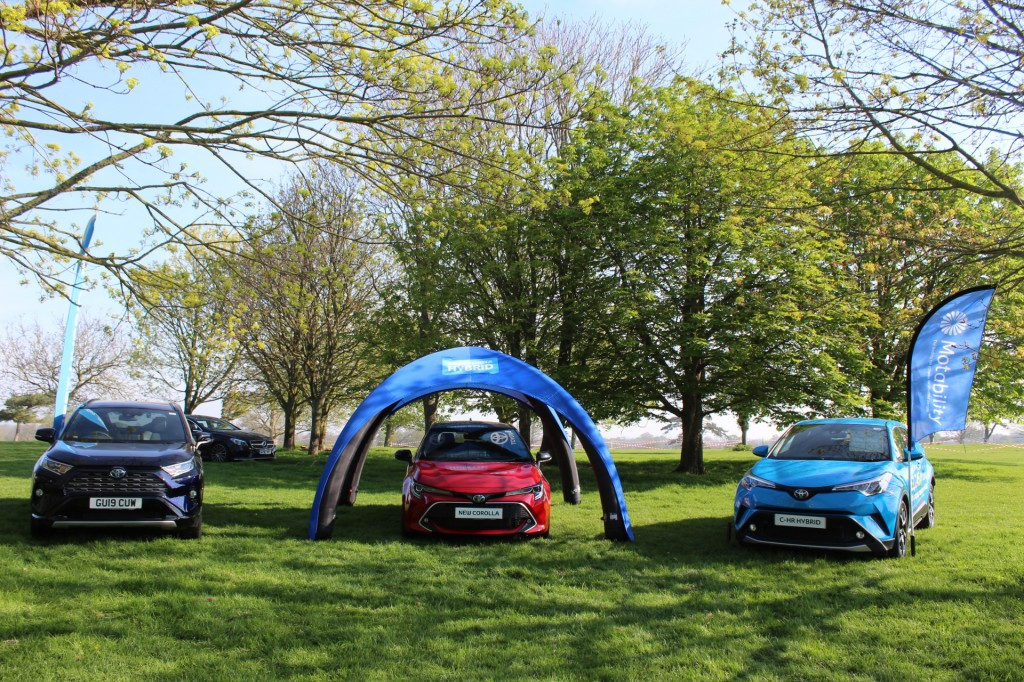 SLM Toyota Hastings Presents Cheque To Rye Community Garden