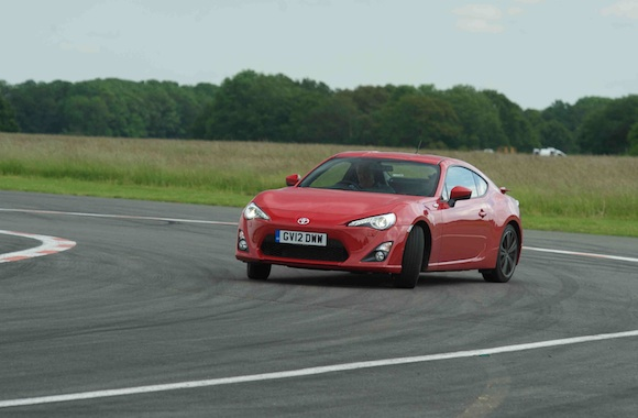Toyota Press Cuttings January 2013