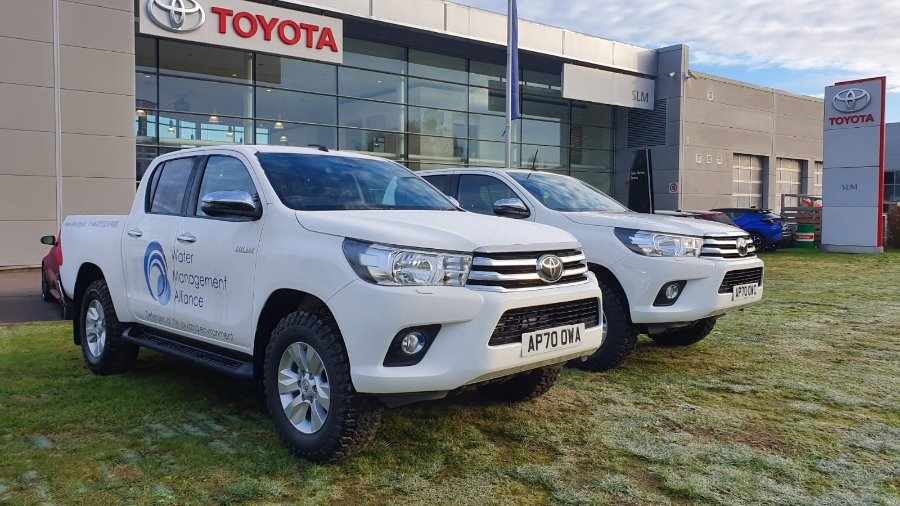 SLM Toyota Uckfield Attends The Uckfield Festival Big Day Event