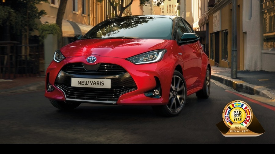 New Toyota Camry Arrives at SLM Toyota Norwich