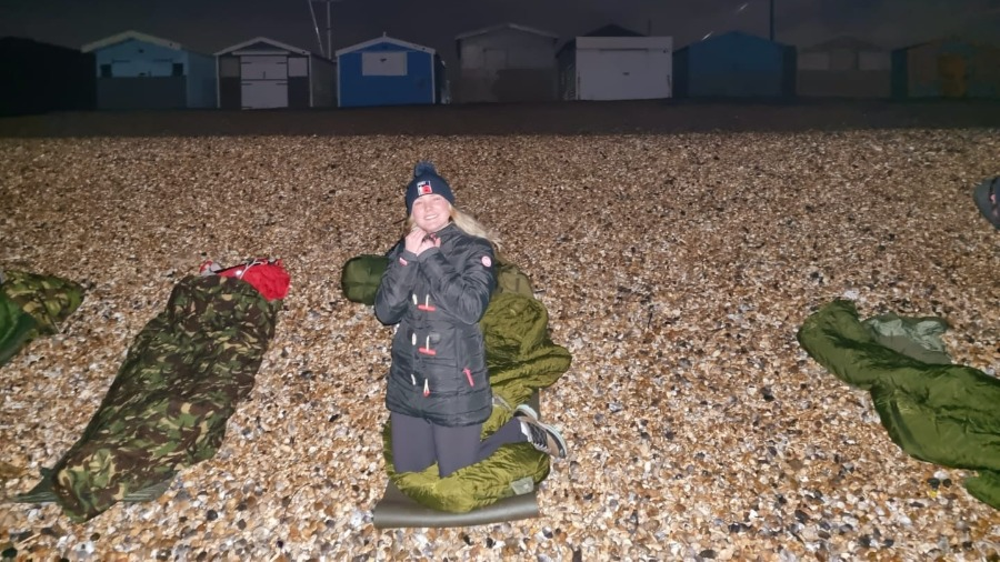 SLM Participates in Football Tournament for Nelson's Journey