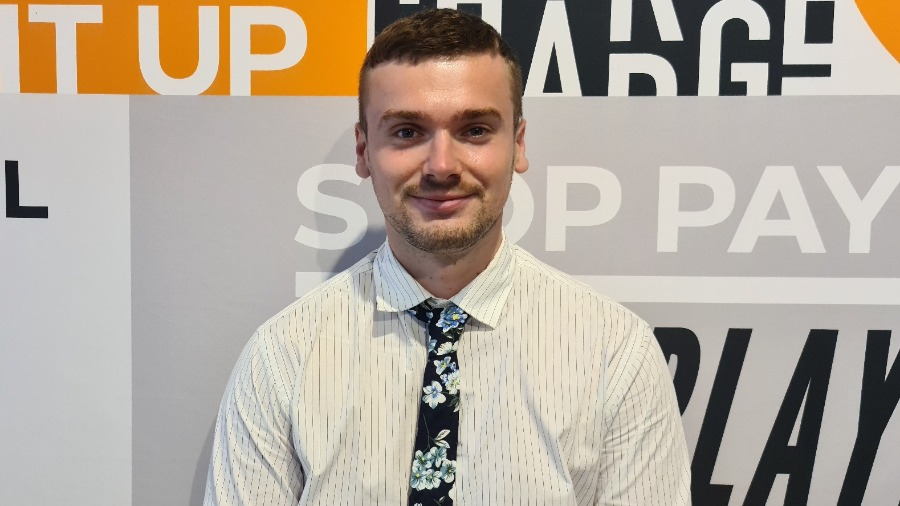 SLM Toyota Norwich Celebrates Michael Perring Qualifying As A Pro-Technician