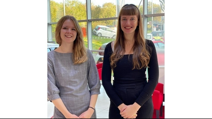 Christmas Jumper Day At SLM Toyota