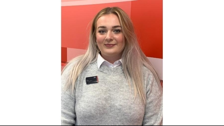 SLM Toyota Uckfield Welcomes Chris Brown To The Team