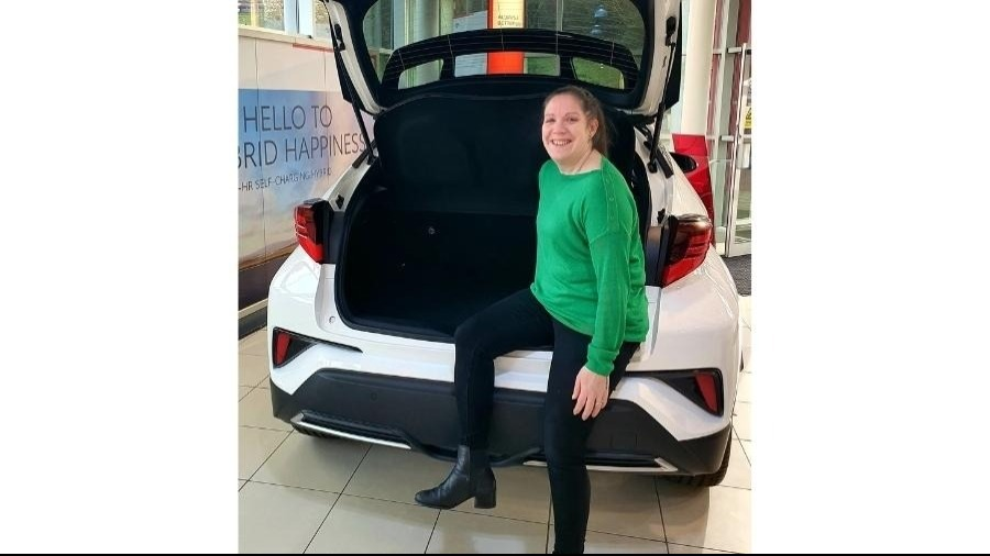 SLM Toyota Lowestoft Welcomes New Sales Controller Gareth Pyle