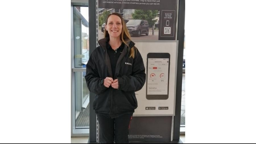 Vince Riseborough Is SLM Toyota Uckfield's Employee of The Month