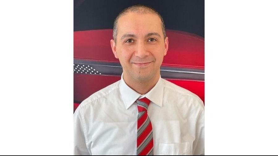 SLM Toyota Norwich Celebrate's The Success Of A Team Member