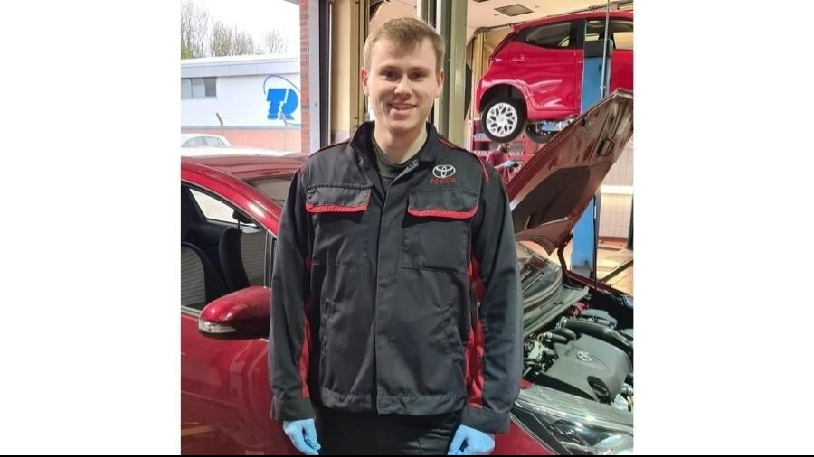 SLM Toyota Hastings Welcomes Lewis Semmens as the new Parts Advisor