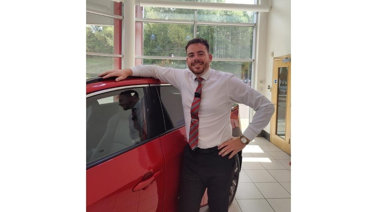 SLM Toyota Hastings Welcomes New Sales Executive