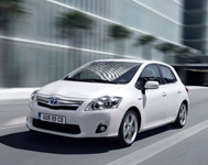 Toyota launches colourful city car customisation programme